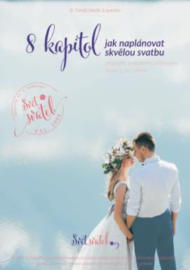 Svatební Ebook 8 kapitol obálka