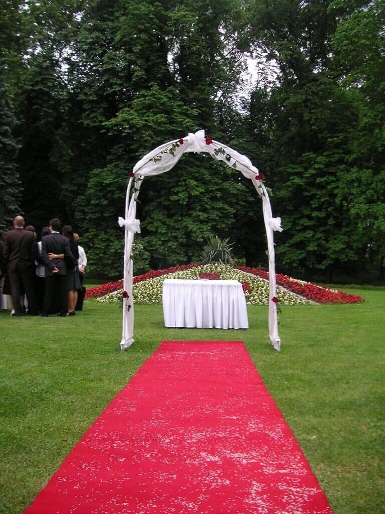 Svatební oblouk