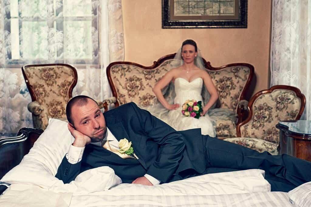 Svatba na Vysočině