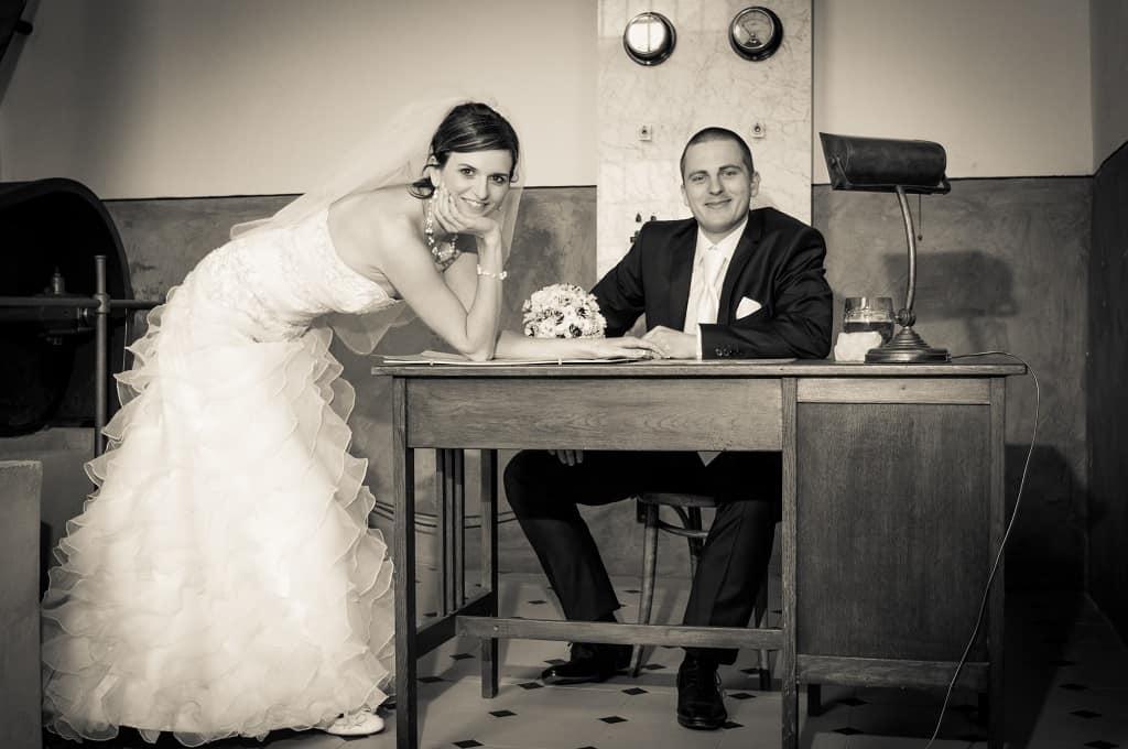 Svatba v pivovaru