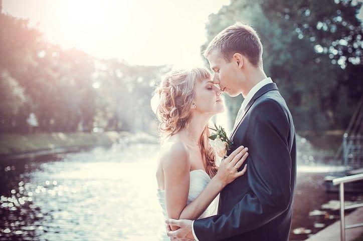 Svatba v květnu