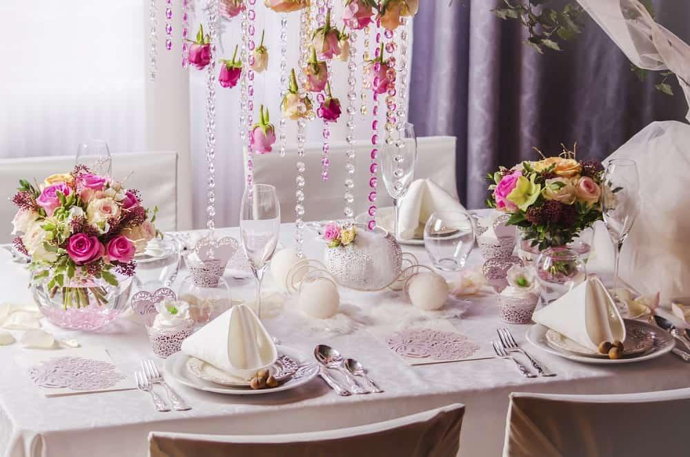 Svatební tabule týmu 2