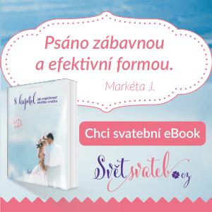 Chci svatební e-book