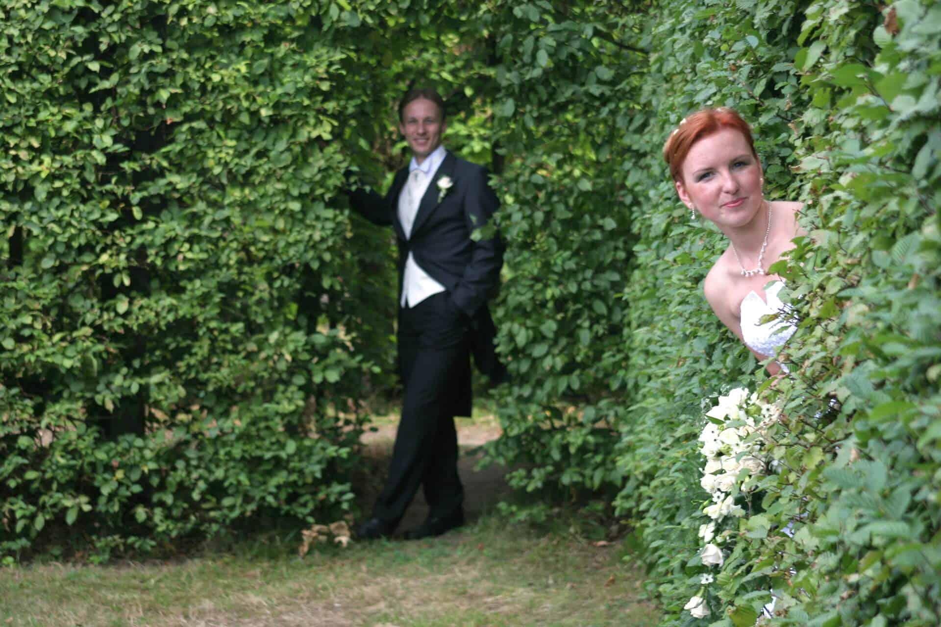 Svatba Havlíkovi - ve francouzském parku jsme se našli