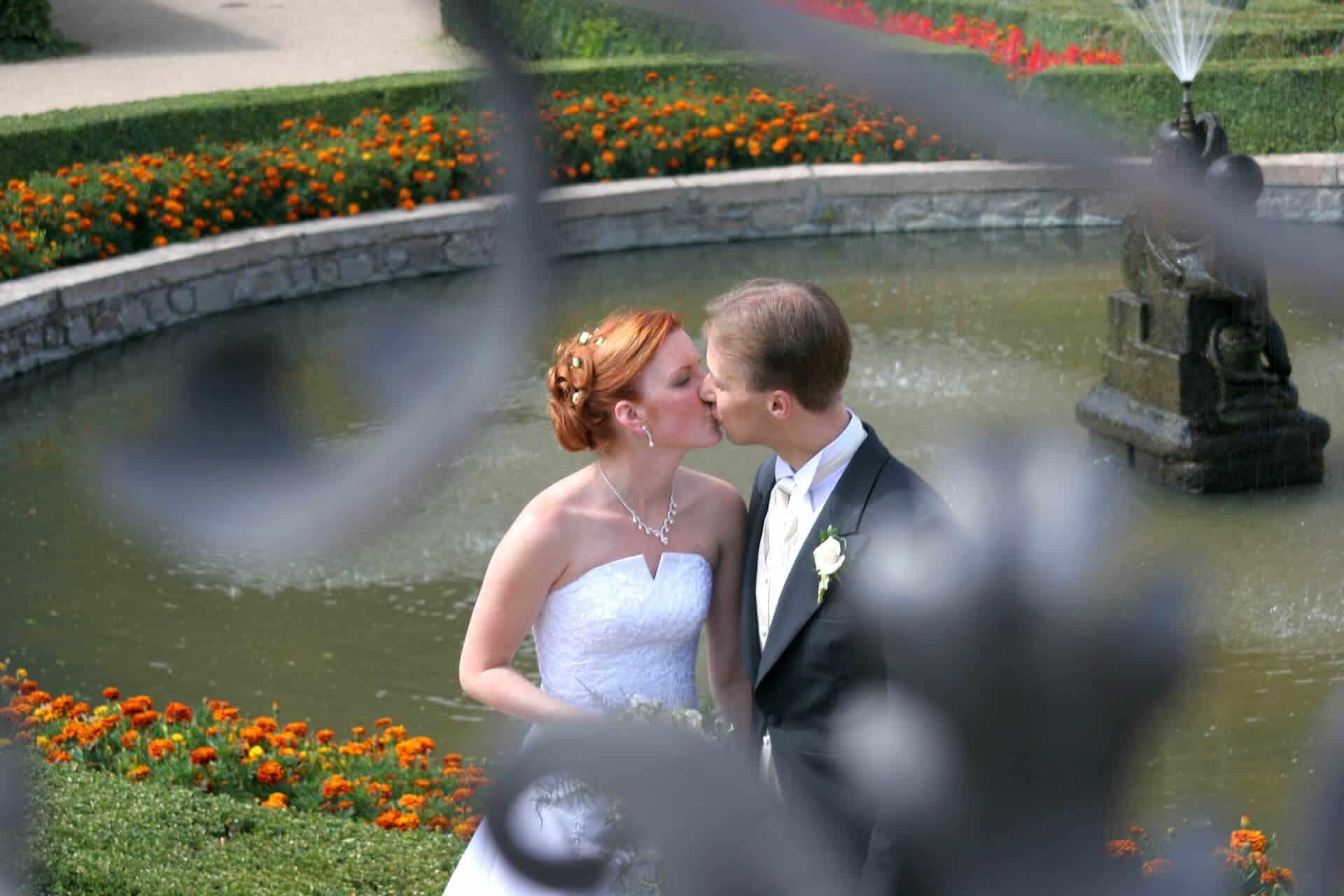 Svatba Havlíkovi - čas na romantické foto