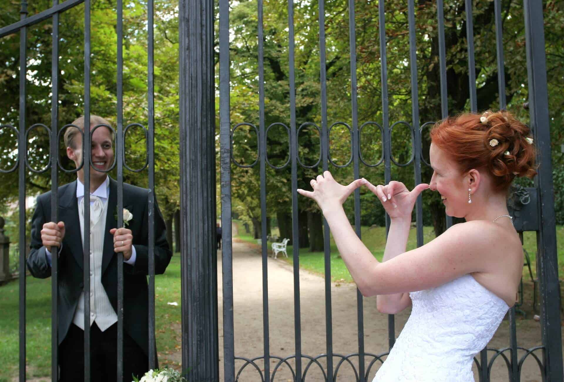 Svatba Havlíkovi - chtěla mi utéct hned po obřadu