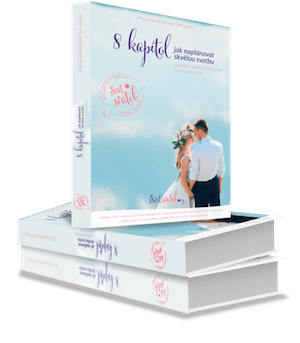 Svatební eBook 8 kapitol 3 knihy
