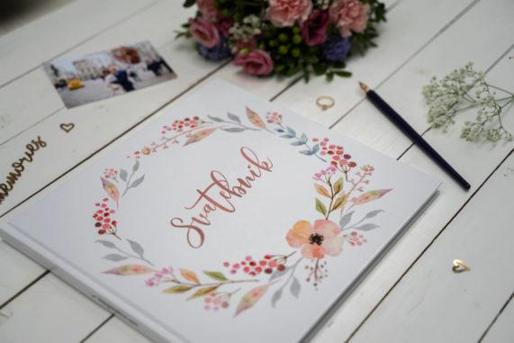 Svatební kniha Svatebník 5