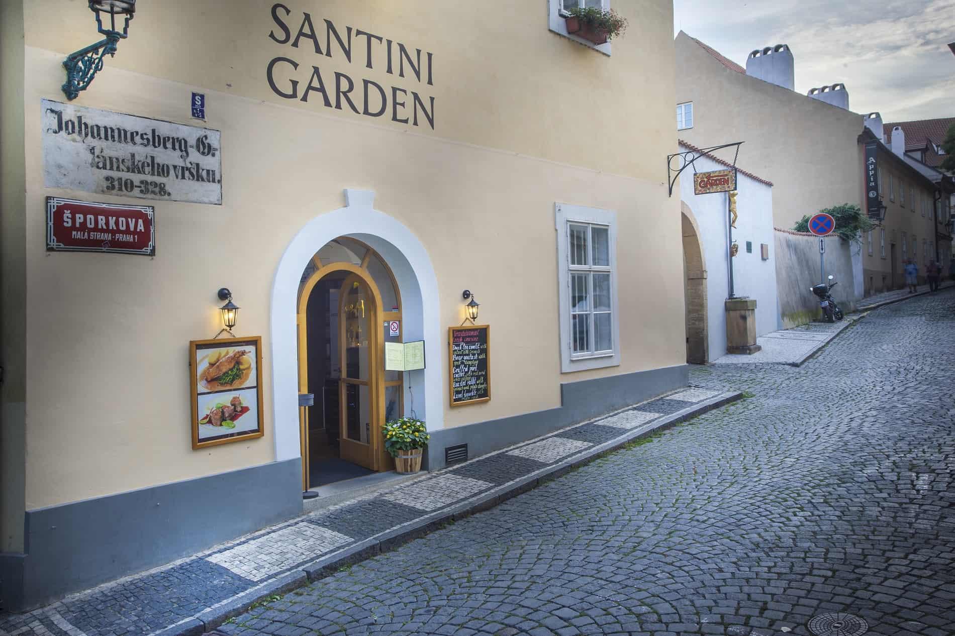 Santini Garden