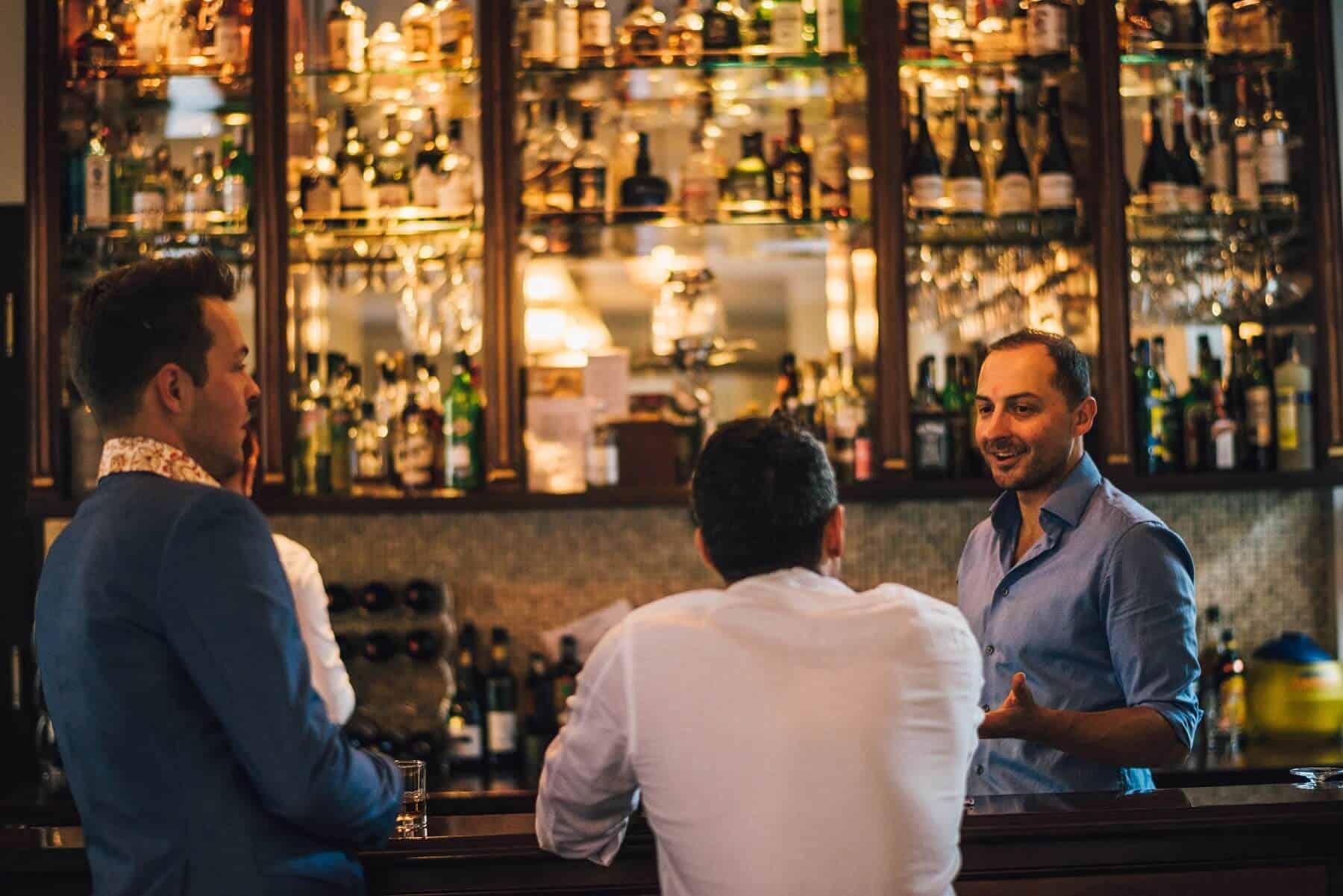 Bar Zámek Hostačov