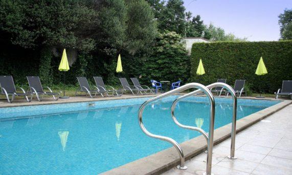 Hotel Baroko bazén