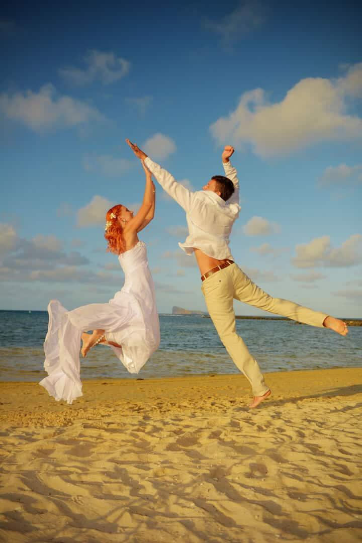 Deluxea svatební výskok