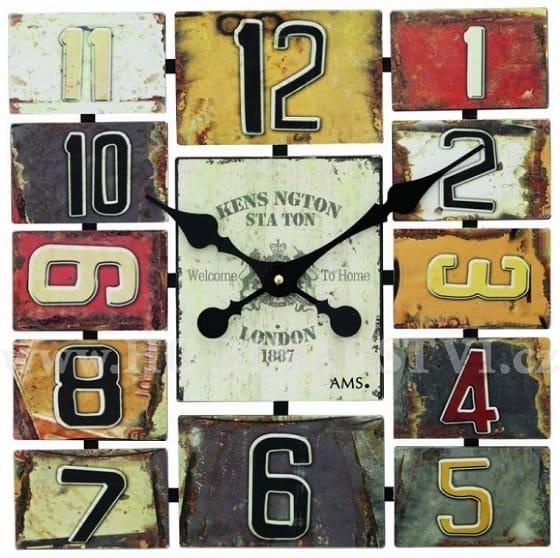 Netradiční hodiny