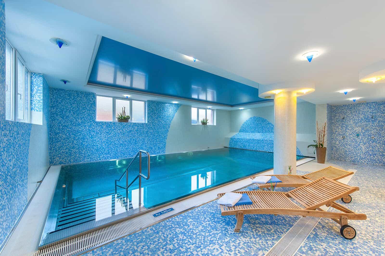 Hotel Panorama bazén