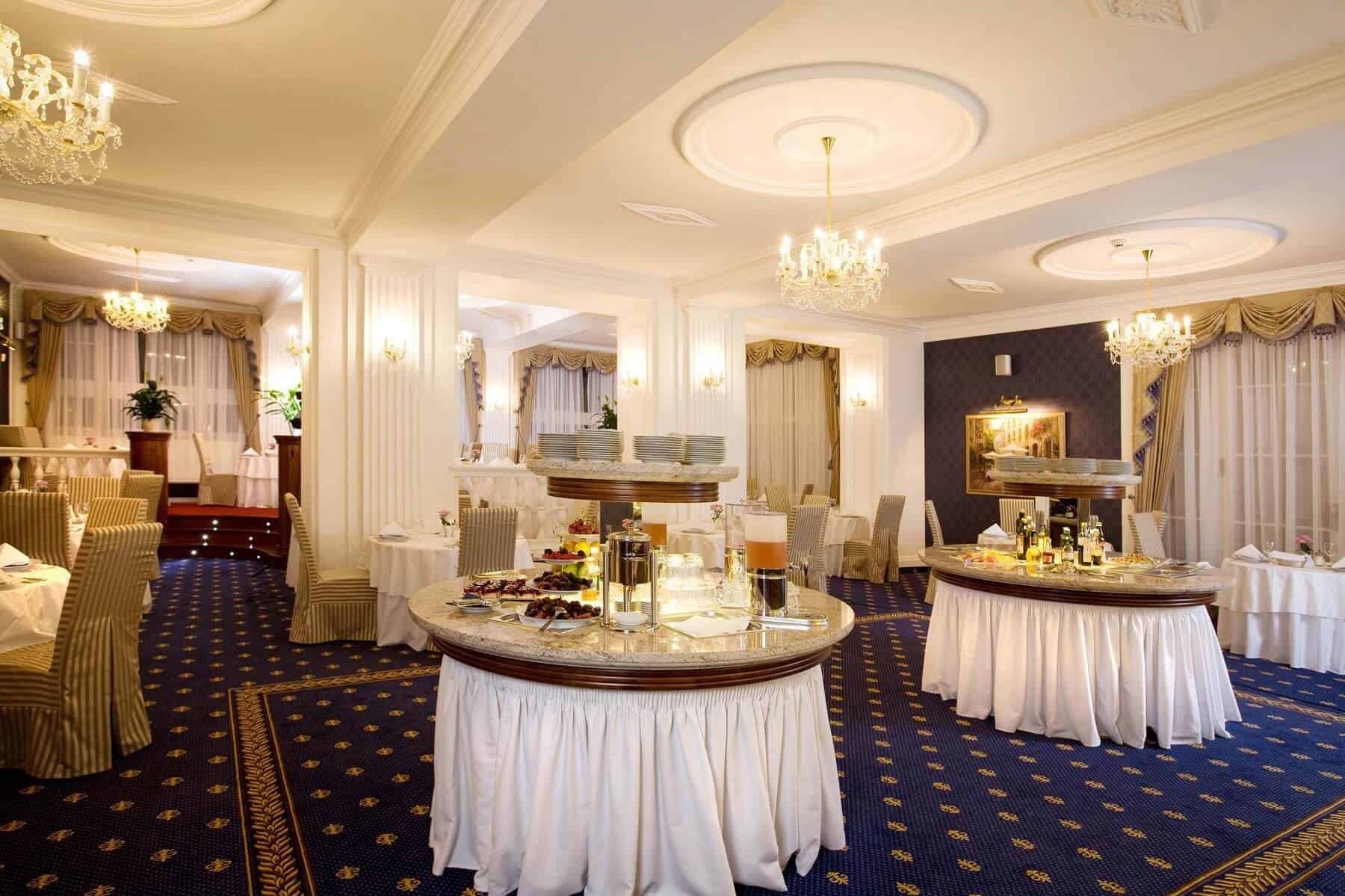 Hotel Imperial - Restaurant Paris
