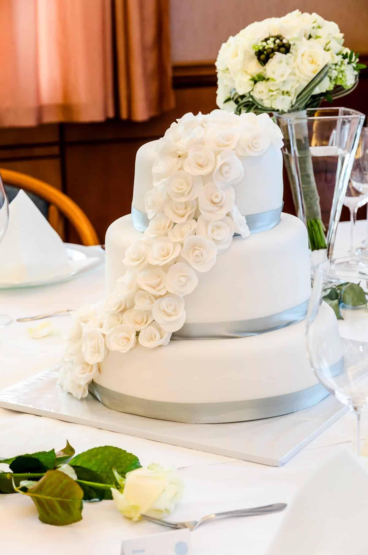 Hotel Panorama svatební dort