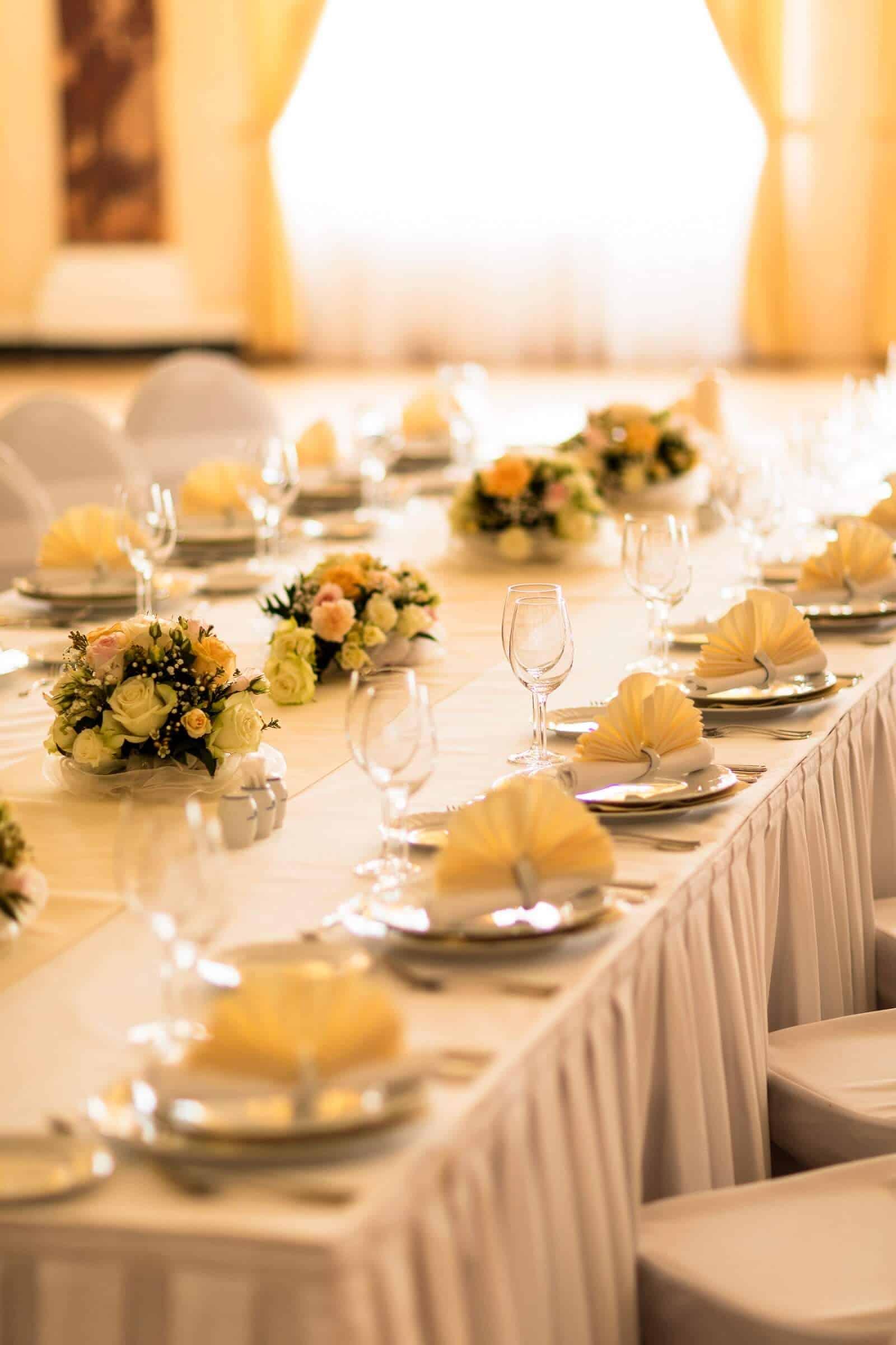 Imperial - svatební hostina