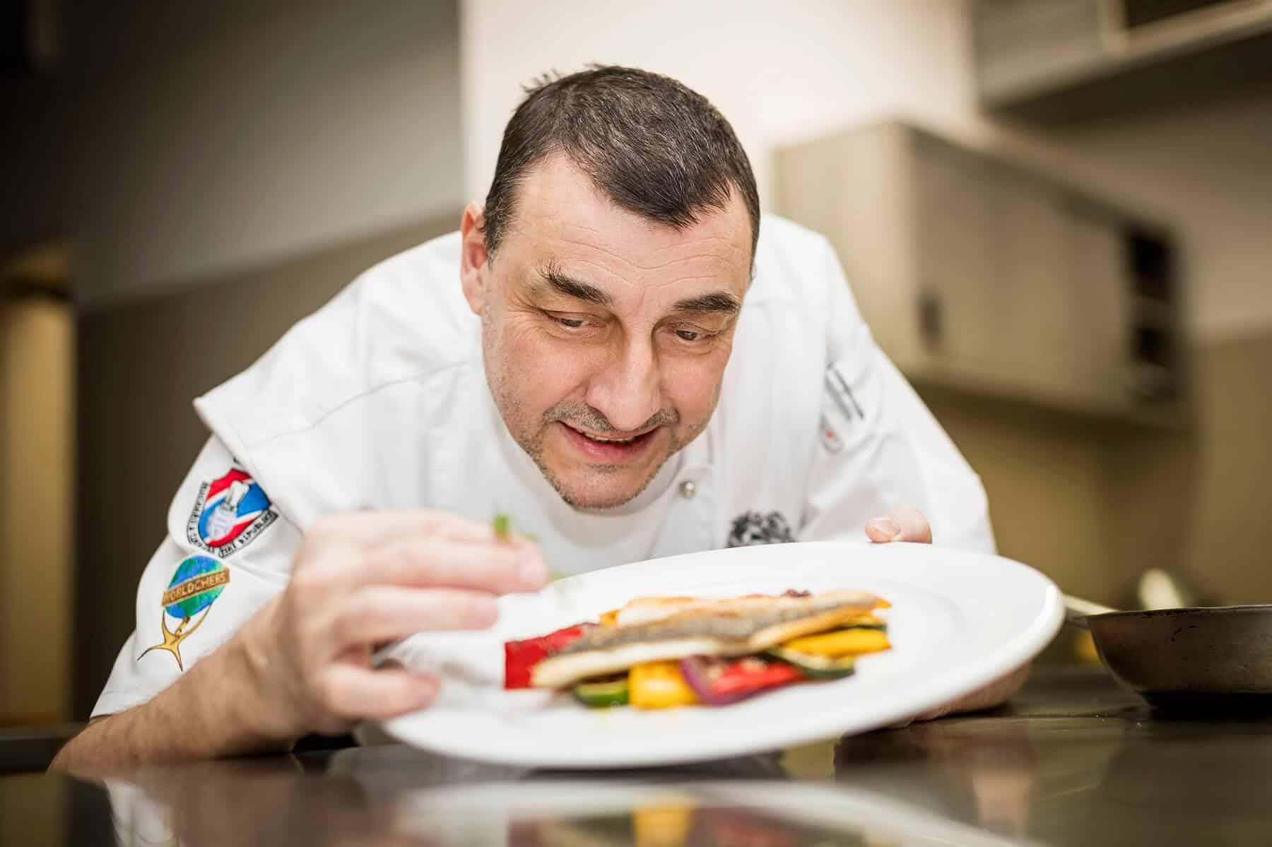 Šéfkuchař Jan Pýcha