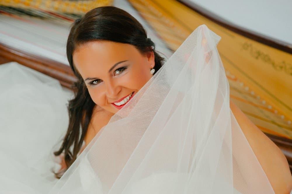 Katarína Ševčíková harfistka