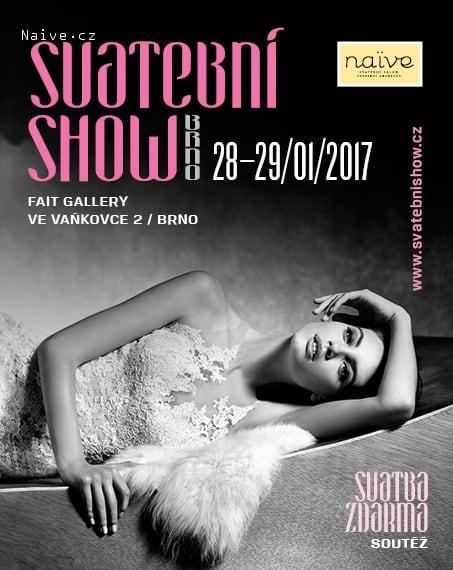 Svatební show Brno 2017