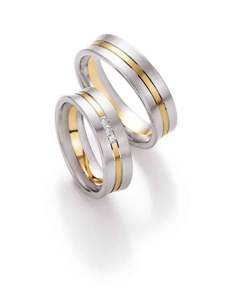 Snubní prsteny linka - Ráj snubních prstenů