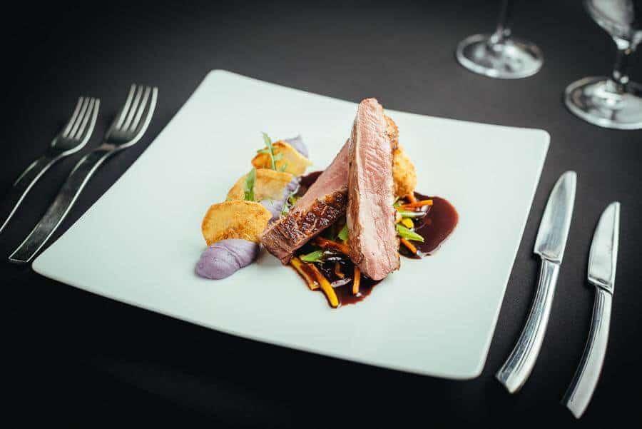 Sokolovna Průhonice - steak