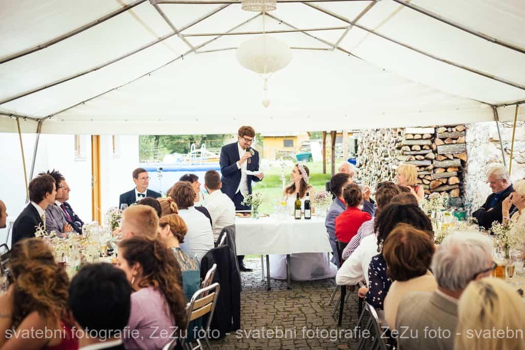 Strnadovský mlýn svatební proslov
