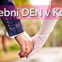 Svatební den v Kolíně