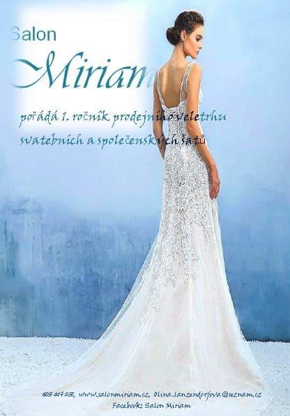 Svatební dny Salon Miriam