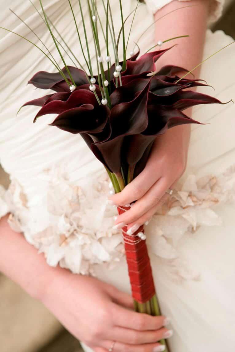Svatební kytice Resort Sanssouci