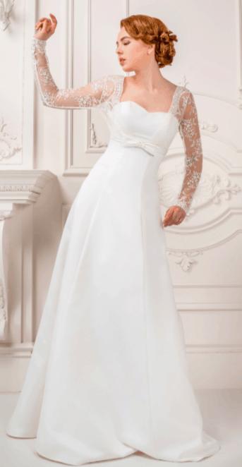 Svatební šaty Salon Adelle