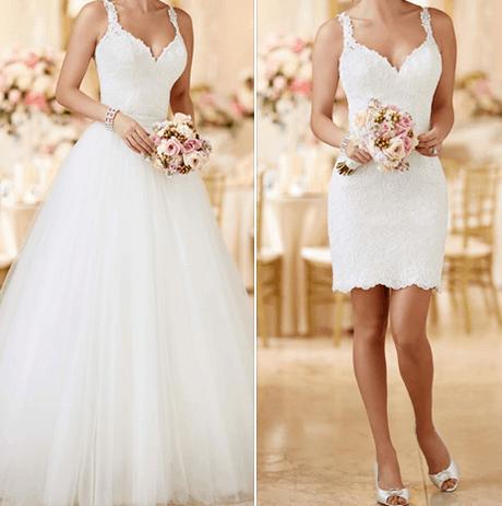 Svatební šaty set Salon Adelle