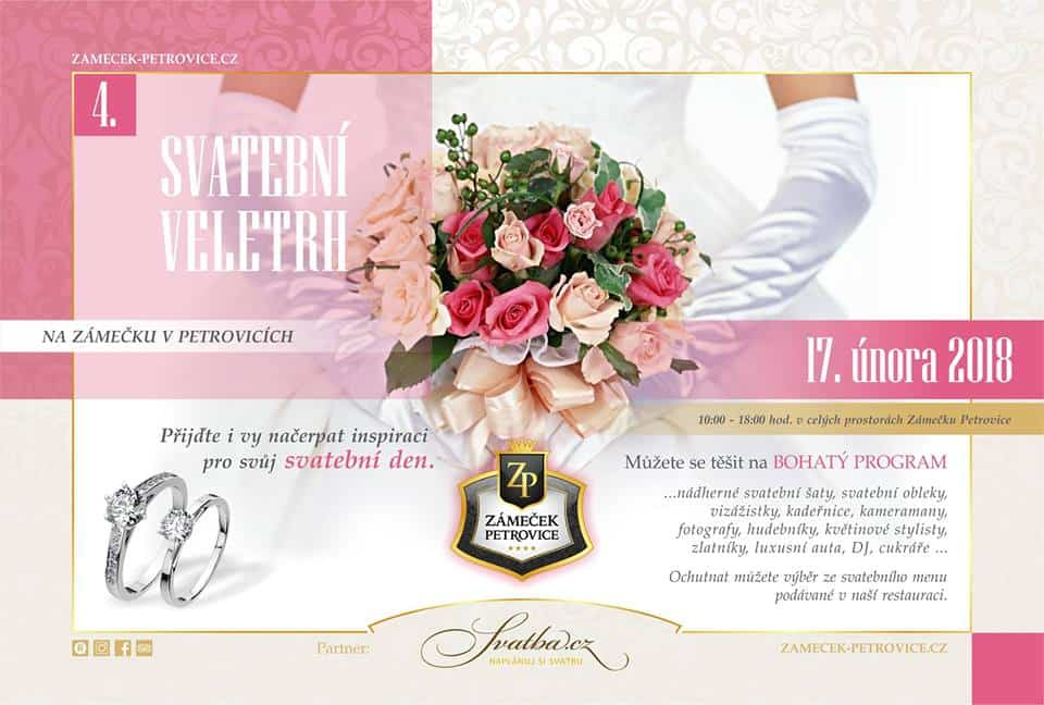 Svatební veletrh na Zámečku Petrovice