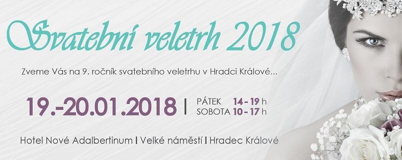 Svatební veletrh Hradec Králové