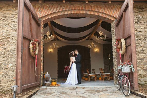 Hodějovický mlýn - romantika