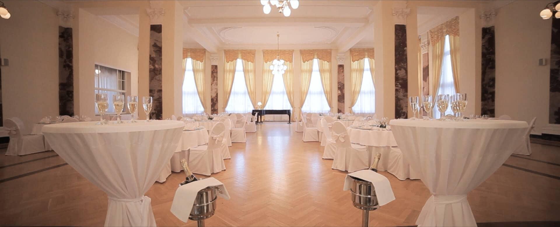 Hotel Imperial svatební catering