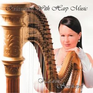 Katarína Ševčíková - Relaxation with harp