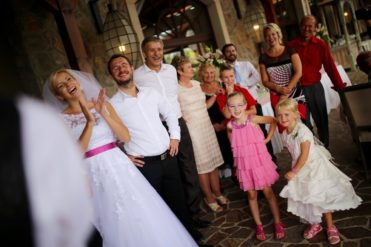 Kouzelník Martin Kellman - kouzlo pro nevěstu a děti na svatbě