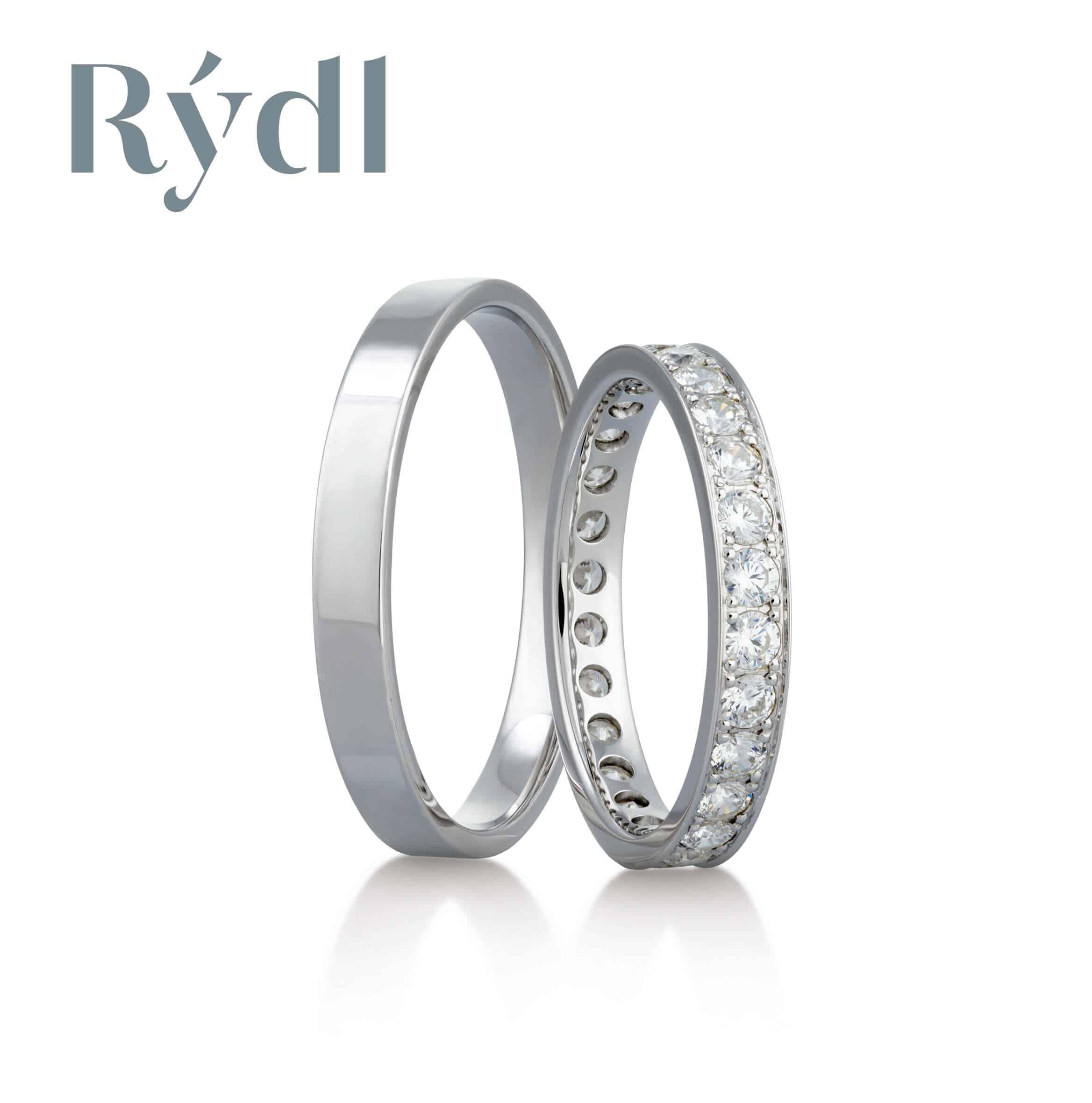 Snubní prsteny Rýdl 158