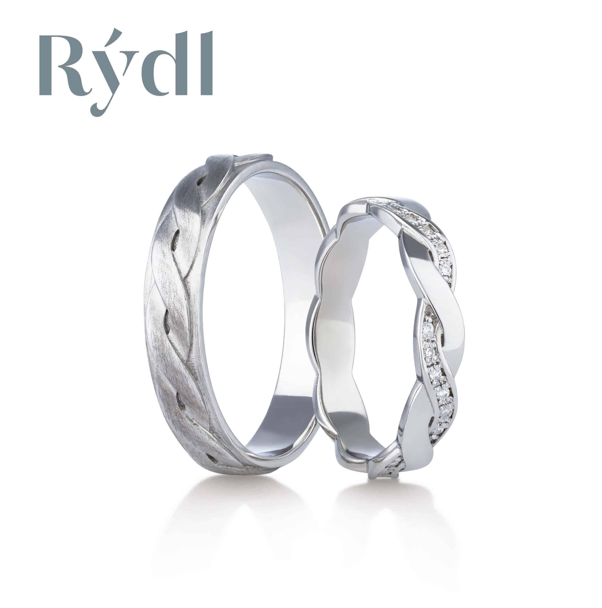 Snubní prsteny Rýdl 176
