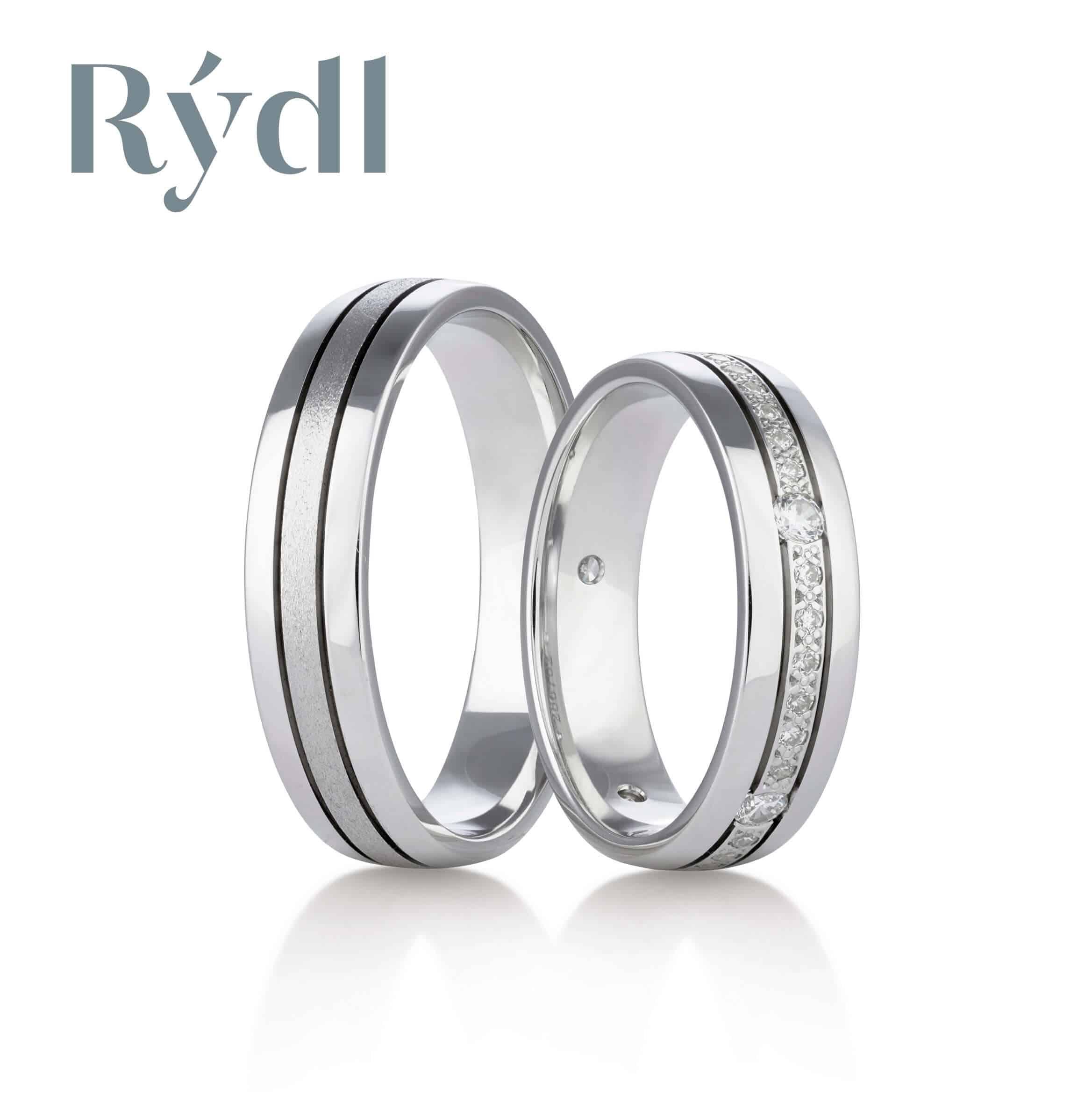 Snubní prsteny Rýdl 286