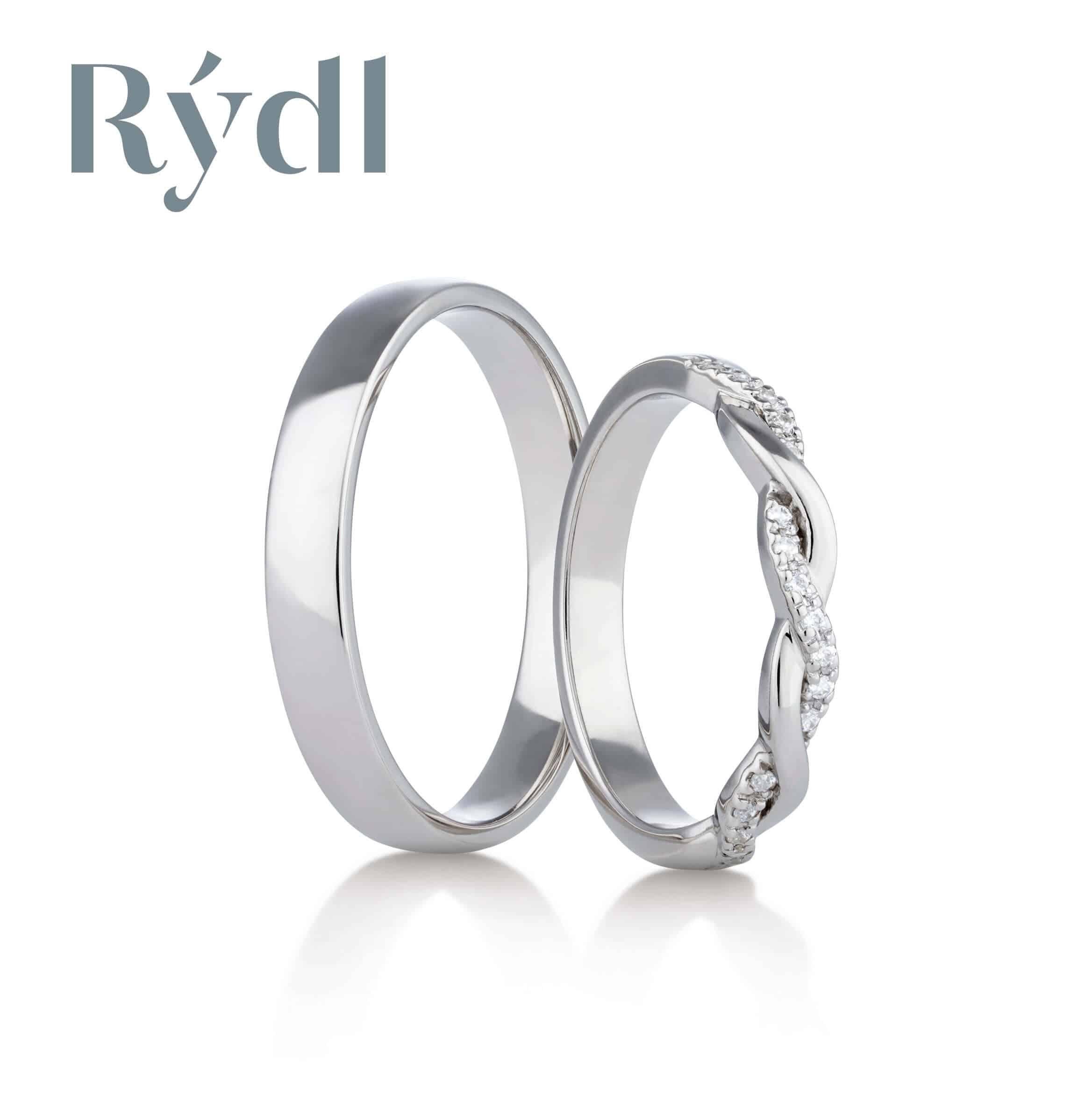Snubní prsteny Rýdl 293