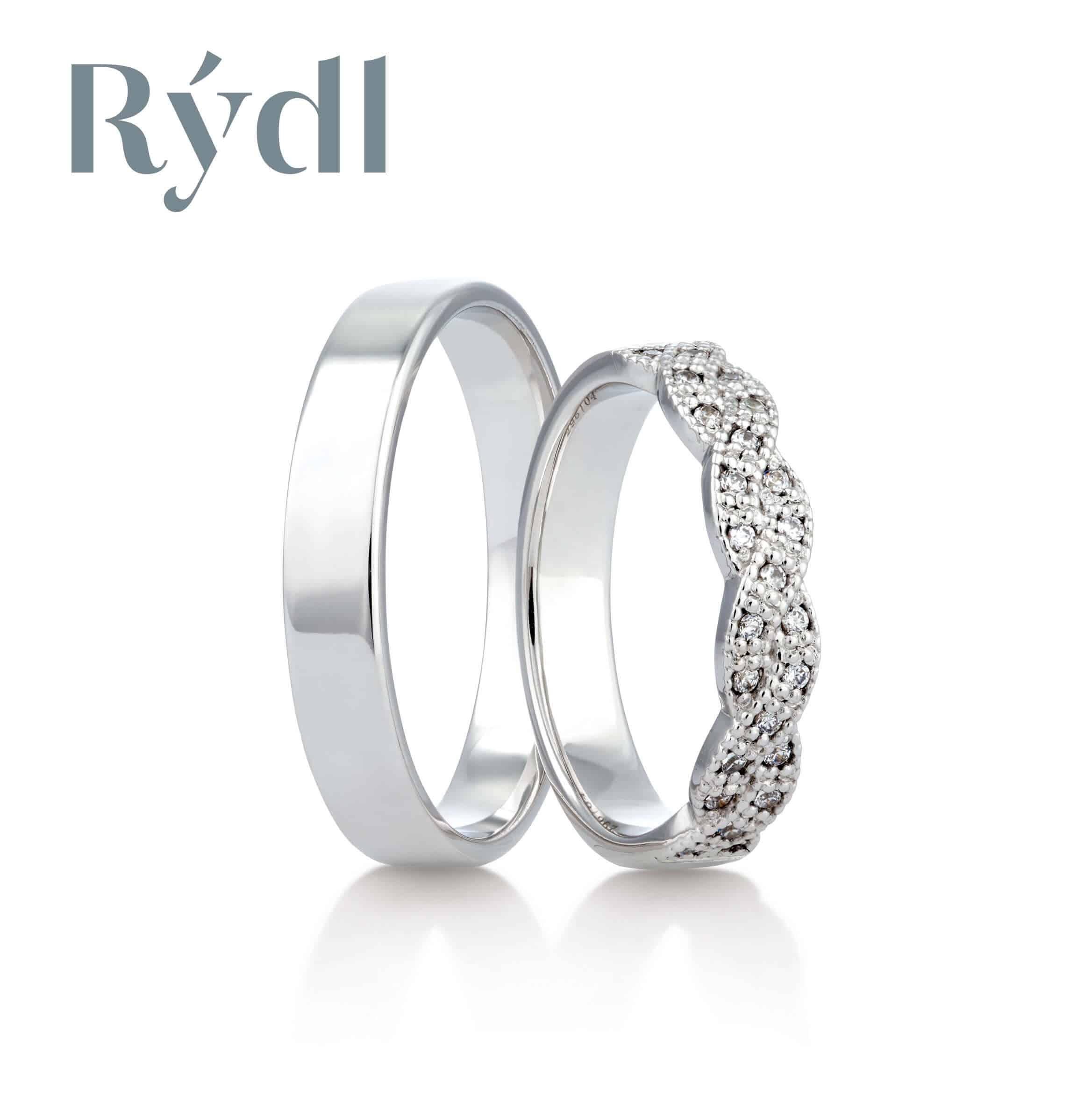Snubní prsteny Rýdl 296