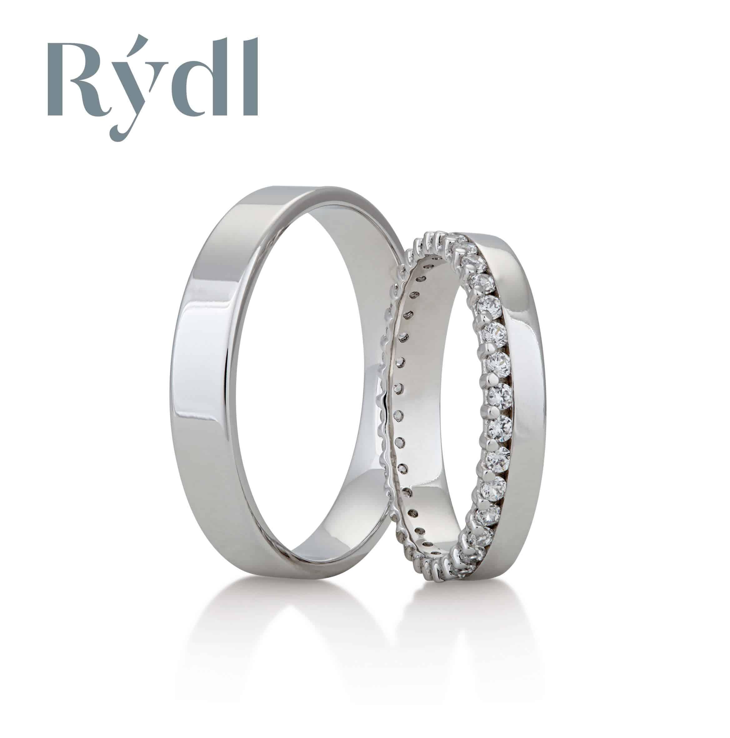 Snubní prsteny Rýdl 343