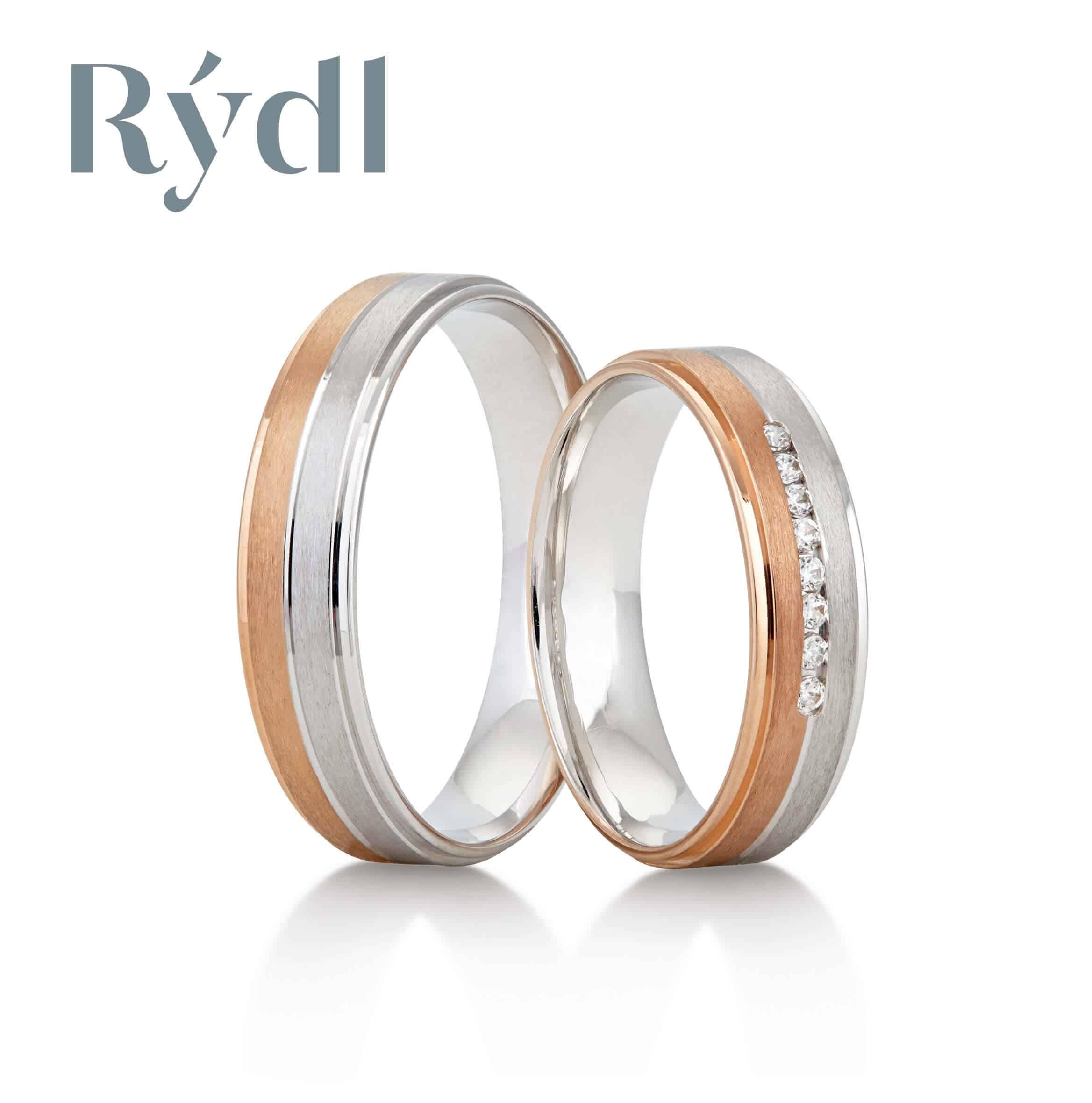 Snubní prsteny Rýdl 347