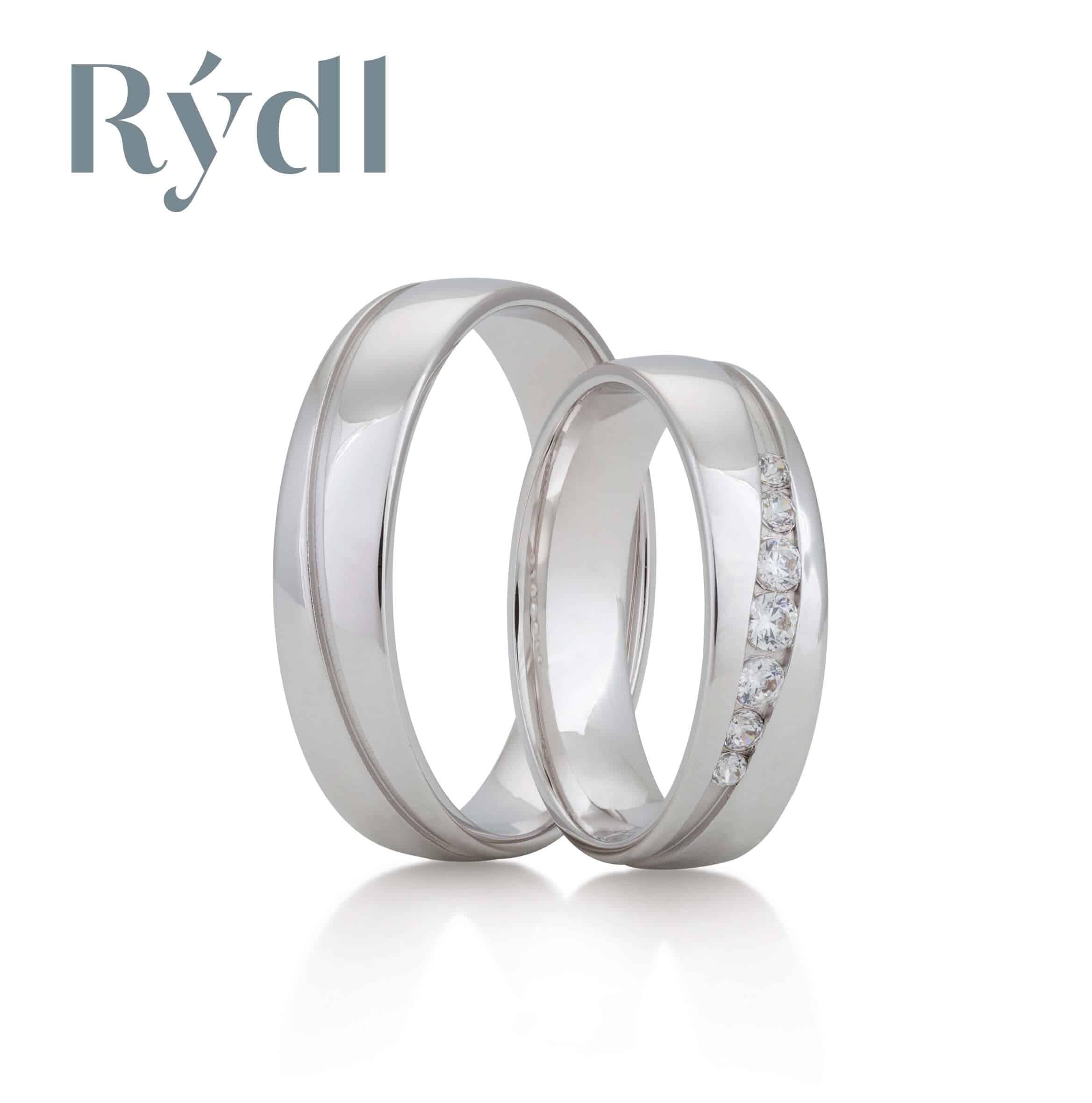 Snubní prsteny Rýdl 352