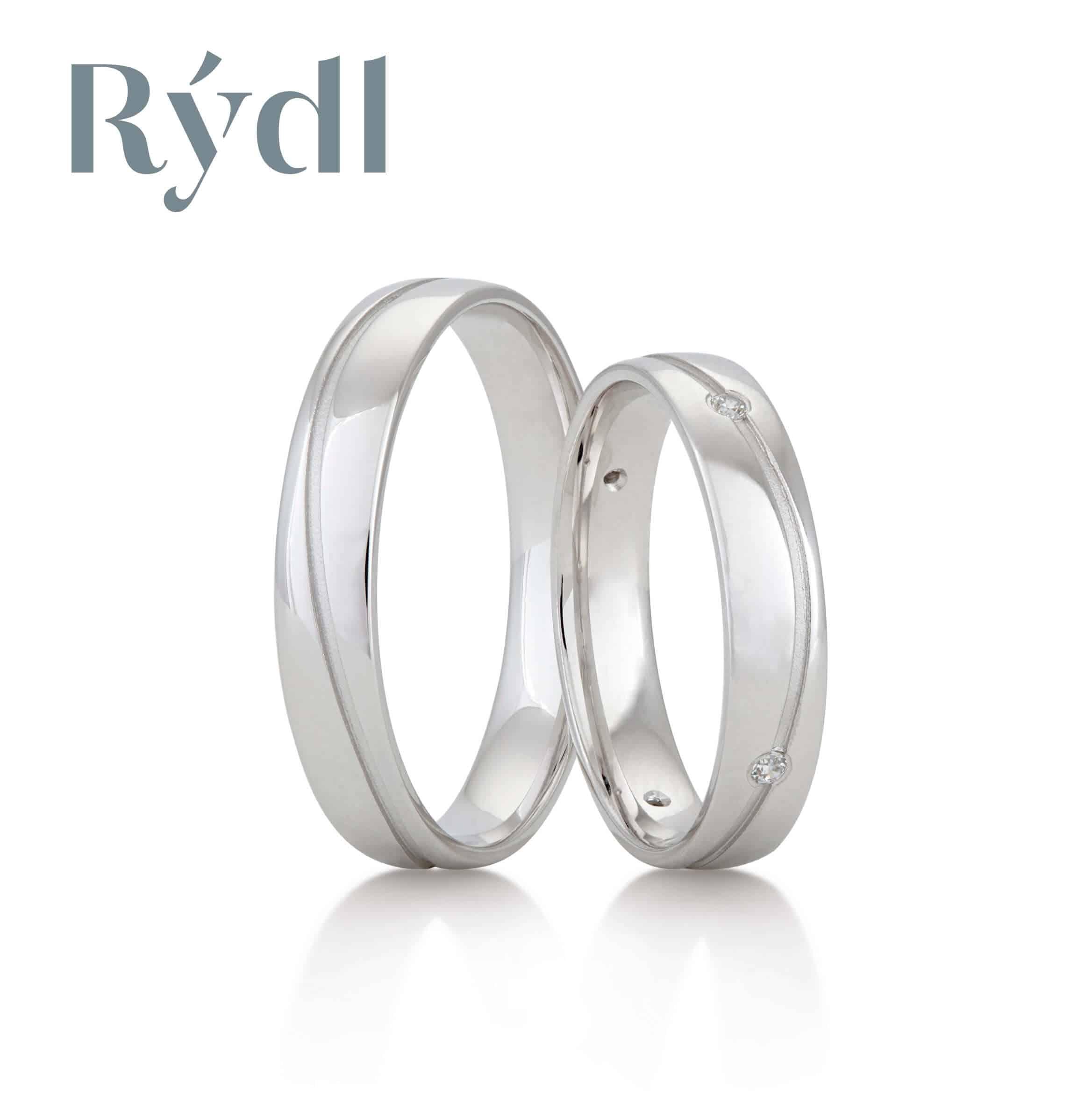 Snubní prsteny Rýdl 358