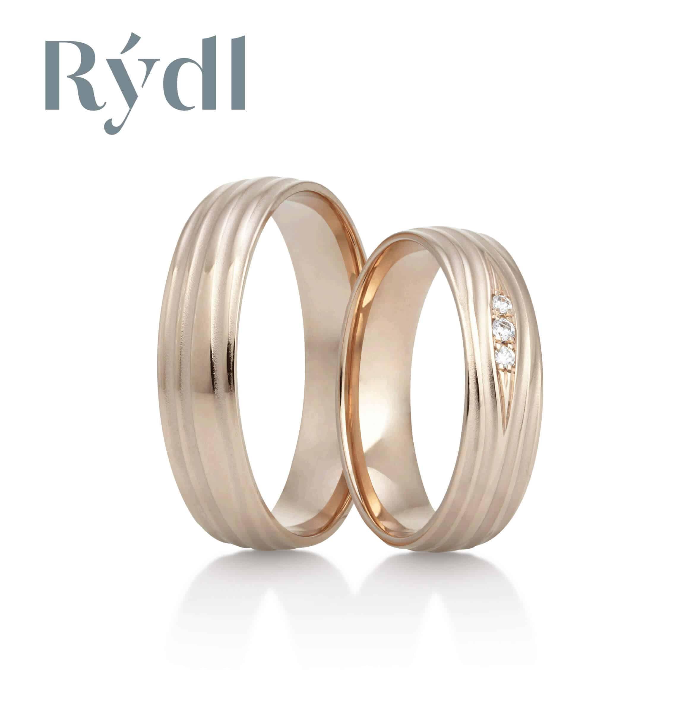 Snubní prsteny Rýdl 360
