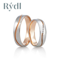 Snubní prsteny Rýdl 375