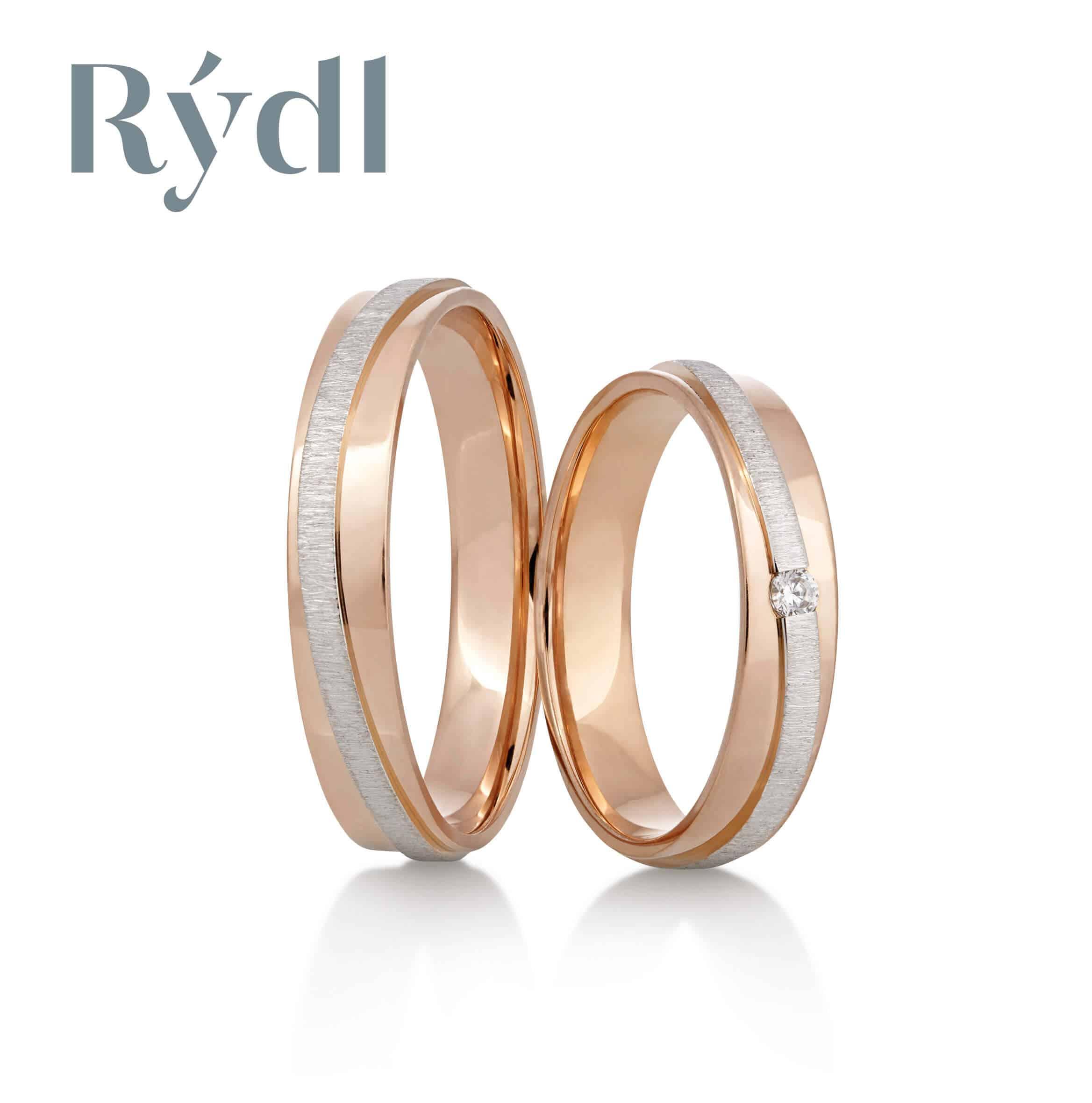 Snubní prsteny Rýdl 378